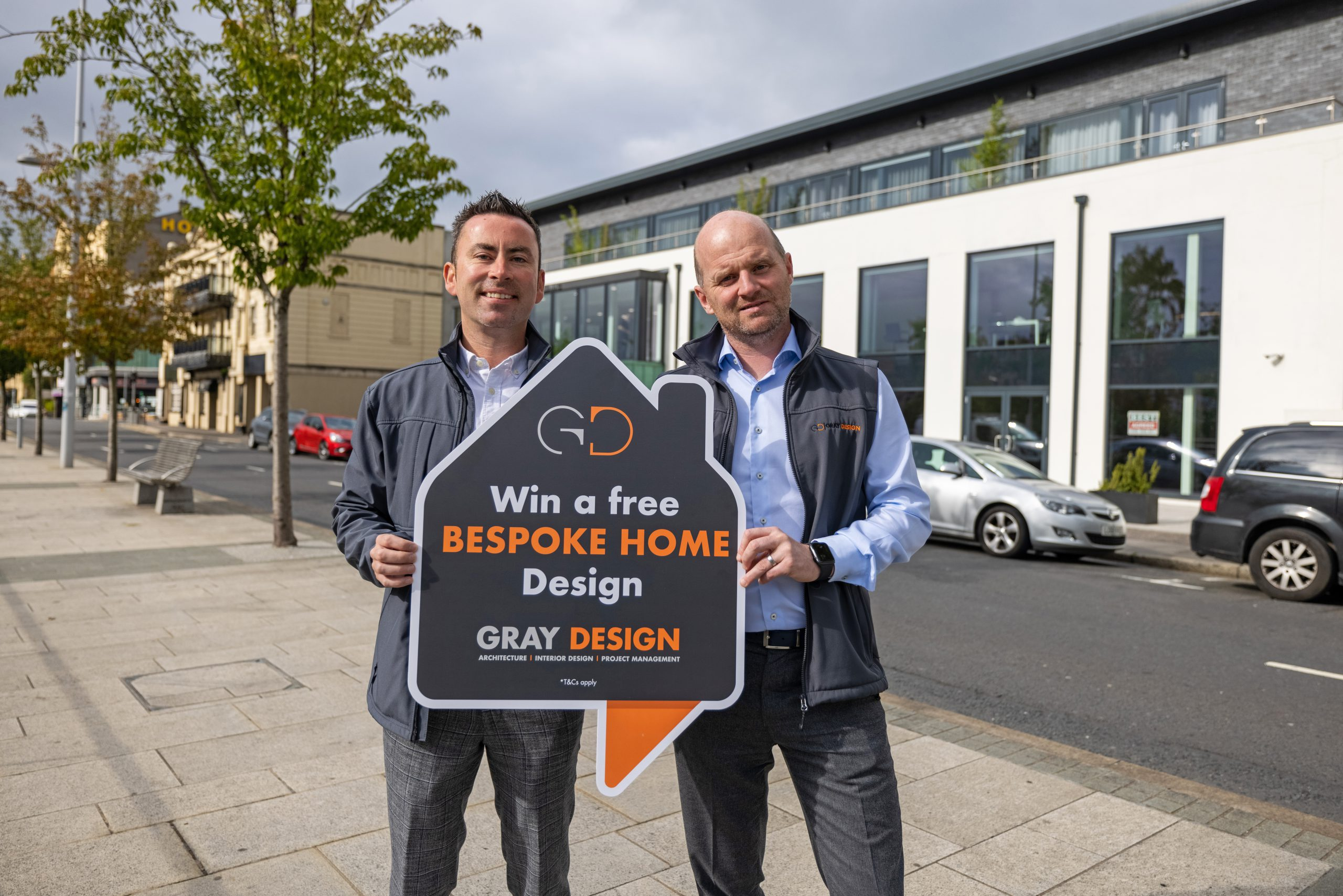 """Gray Design celebrate 15th Birthday with """"bespoke home"""" prize"""